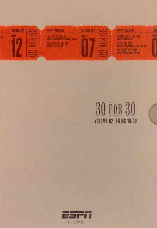 ESPN FILMS 30 FOR 30 VOL 2 BY ESPN FILMS 30 FOR 30 (DVD)